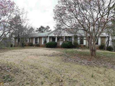 Dawson County Single Family Home For Sale