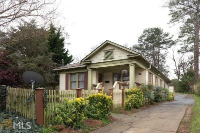 Ormewood Park Single Family Home For Sale: 1081 Moreland