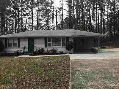 Dallas Single Family Home Back On Market: 1365 Buchanan Hwy