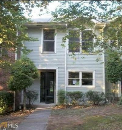 Norcross Condo/Townhouse For Sale: 602 Oakmont Ln