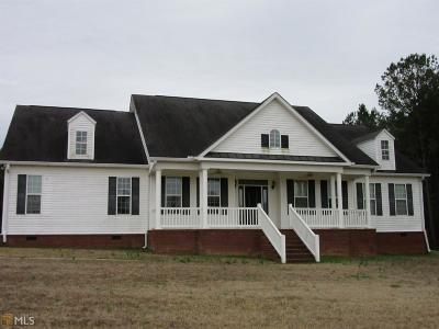 Griffin Single Family Home Under Contract: 469 Morgan Dairy Rd