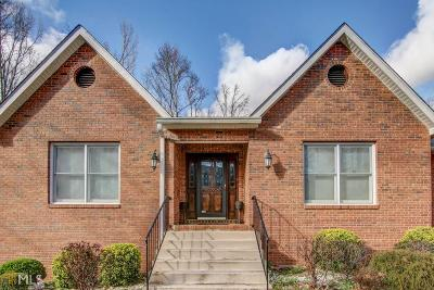 Conyers Single Family Home Under Contract: 2642 Country Club Dr