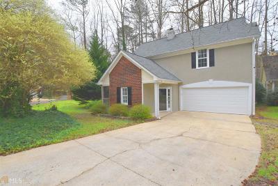 Peachtree City GA Single Family Home Under Contract: $209,900