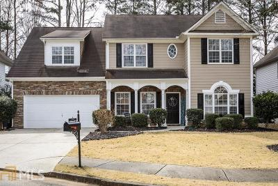 Acworth Single Family Home Under Contract: 3303 Bethesda Ter
