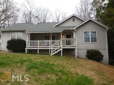 Flowery Branch Single Family Home Under Contract: 4655 Spring Ridge Dr #42