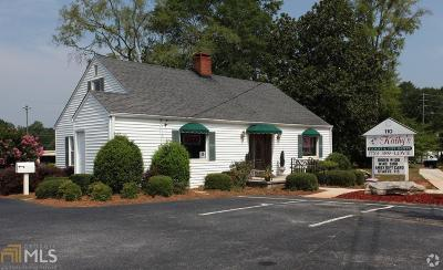 Henry County Commercial For Sale: 110 E Atlanta Rd