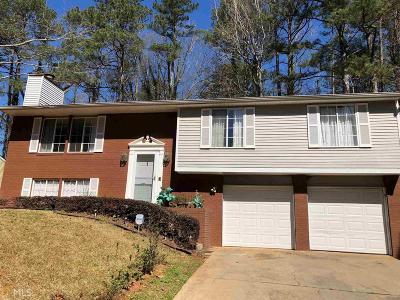 Stone Mountain Single Family Home For Sale: 5132 Stone Trce