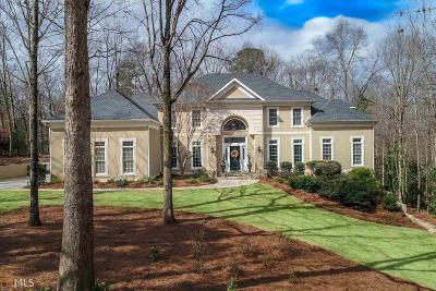 Peachtree City GA Single Family Home Under Contract: $739,000