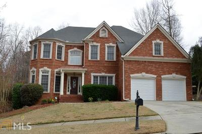 Buford Single Family Home For Sale: 4085 Creekview Ridge Dr