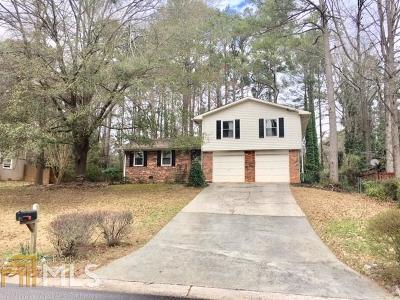Smyrna Single Family Home For Sale: 3855 Herren Dr #16