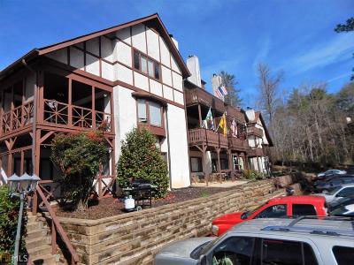 Helen GA Condo/Townhouse Under Contract: $119,900