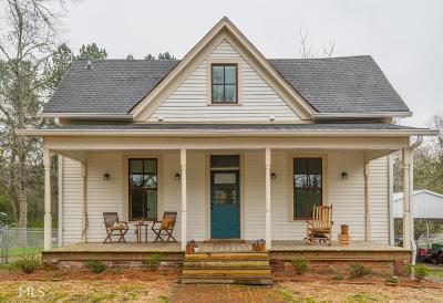 Monroe Single Family Home For Sale: 405 Barrett St