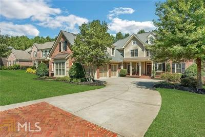 Woodstock Single Family Home Under Contract: 118 Millstone Manor Ct