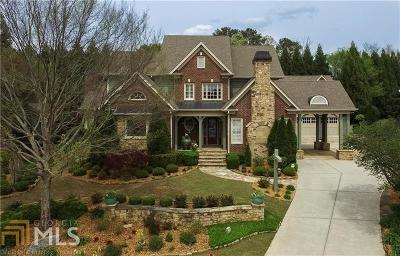 Marietta, Roswell Single Family Home For Sale: 1018 Canton View Way