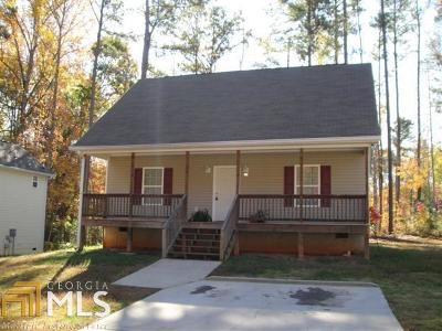 Newnan Single Family Home For Sale: 23 Bennett St