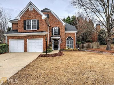 Atlanta Single Family Home For Sale: 4735 Woodland Brook Ct