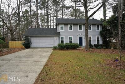 Roswell Single Family Home For Sale: 405 Ivy Mill Ct
