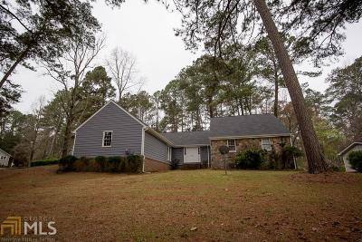 Conyers Single Family Home For Sale: 5071 Kurt Ln