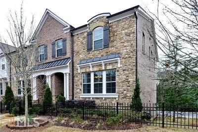 Atlanta Condo/Townhouse For Sale: 1814 Stephanie Trl