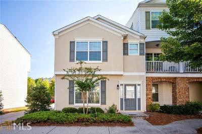 Canton Condo/Townhouse Under Contract: 115 Riverstone Commons Cir