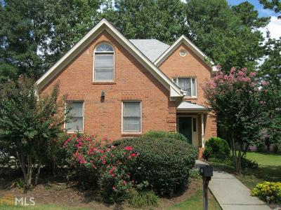 Clarkston Single Family Home Under Contract: 3800 Chalmers Ct