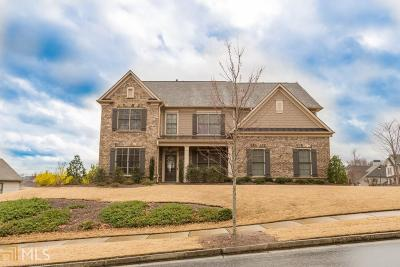 Flowery Branch Single Family Home Under Contract: 6627 Trail Side Dr