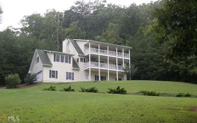Hiawassee Single Family Home For Sale: 43 Brer Fox Ridge