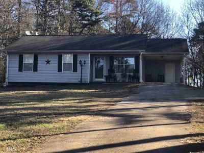 Cumming Single Family Home For Sale: 6350 Dahlonega Hwy