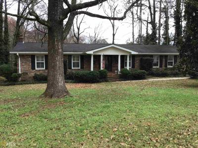 Griffin Single Family Home For Sale: 1306 Kennedy