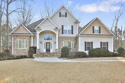 Fayetteville GA Single Family Home Under Contract: $474,900