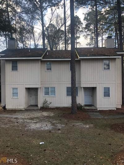 Statesboro Multi Family Home For Sale: 120 Lester Rd