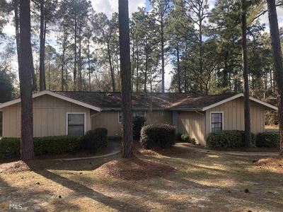 Statesboro Multi Family Home For Sale: 122 Lester Rd