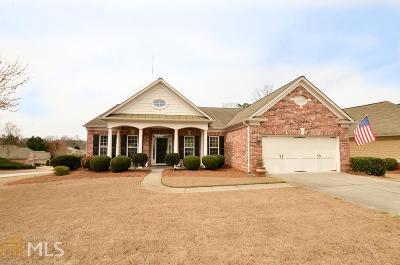 Hoschton Single Family Home For Sale: 6305 Thunder Ridge Cir