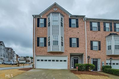 Cumming Condo/Townhouse For Sale: 1703 Feast Ct