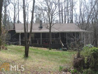 Rabun County Single Family Home For Sale: 94 Parker Hollifield
