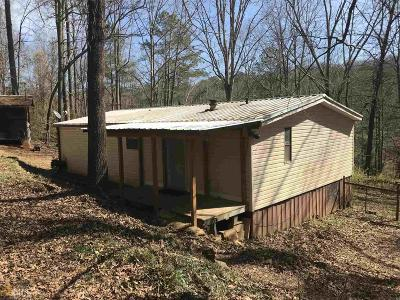 Dawsonville Single Family Home For Sale: 129 Blacks Mill Vly
