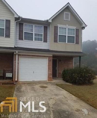 Clayton County Condo/Townhouse For Sale: 780 Georgetown Ln