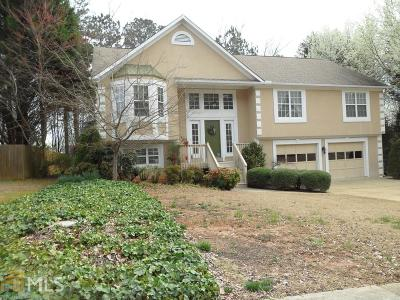 Acworth Single Family Home For Sale: 4608 Howell Farms Dr