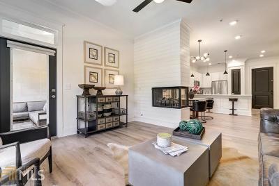 Atlanta Condo/Townhouse For Sale: 625 Piedmont Ave #1001