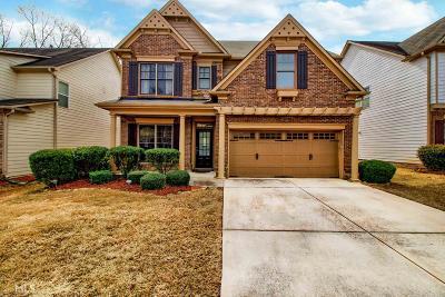 Suwanee Single Family Home For Sale: 2478 Brynfield Cv