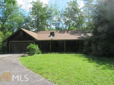 Clayton, Clarkesville, Tiger Single Family Home For Sale: 474 Timpson Cv
