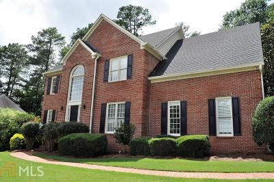 Roswell Single Family Home For Sale: 12645 Silver Fox Court