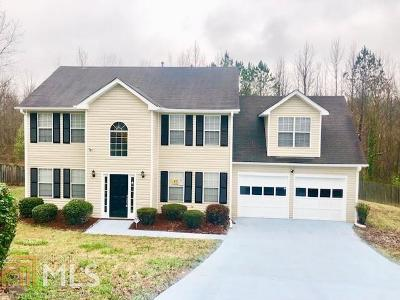 Ellenwood Single Family Home Under Contract: 3676 Riverview Approach