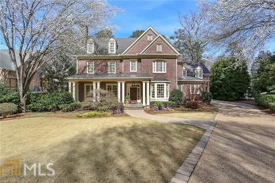 Atlanta Single Family Home New: 281 King Rd