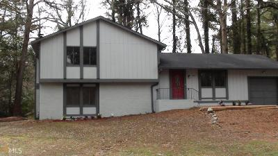 Lithonia Single Family Home For Sale: 6919 Timbers East Dr
