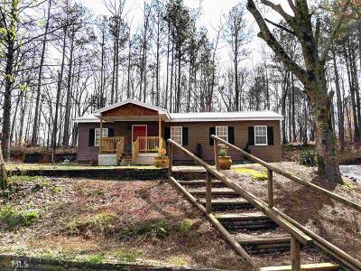 Conyers Single Family Home Under Contract: 1733 Richard Rd