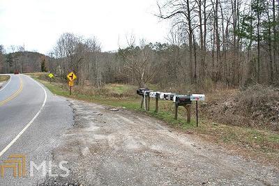 Lumpkin County Farm Under Contract: Auraria Rd #Tract 4