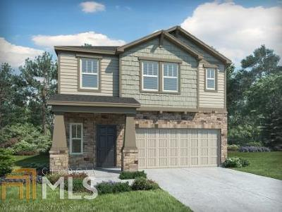Buford Single Family Home Under Contract: 2849 Morgan Spring Trl #69A