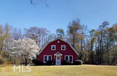 Barnesville Single Family Home For Sale: 847 Community House Rd