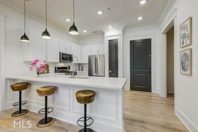 Atlanta Condo/Townhouse For Sale: 625 Piedmont Ave #2030